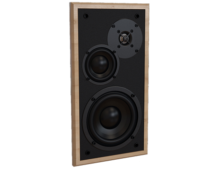 bryston in wall speaker